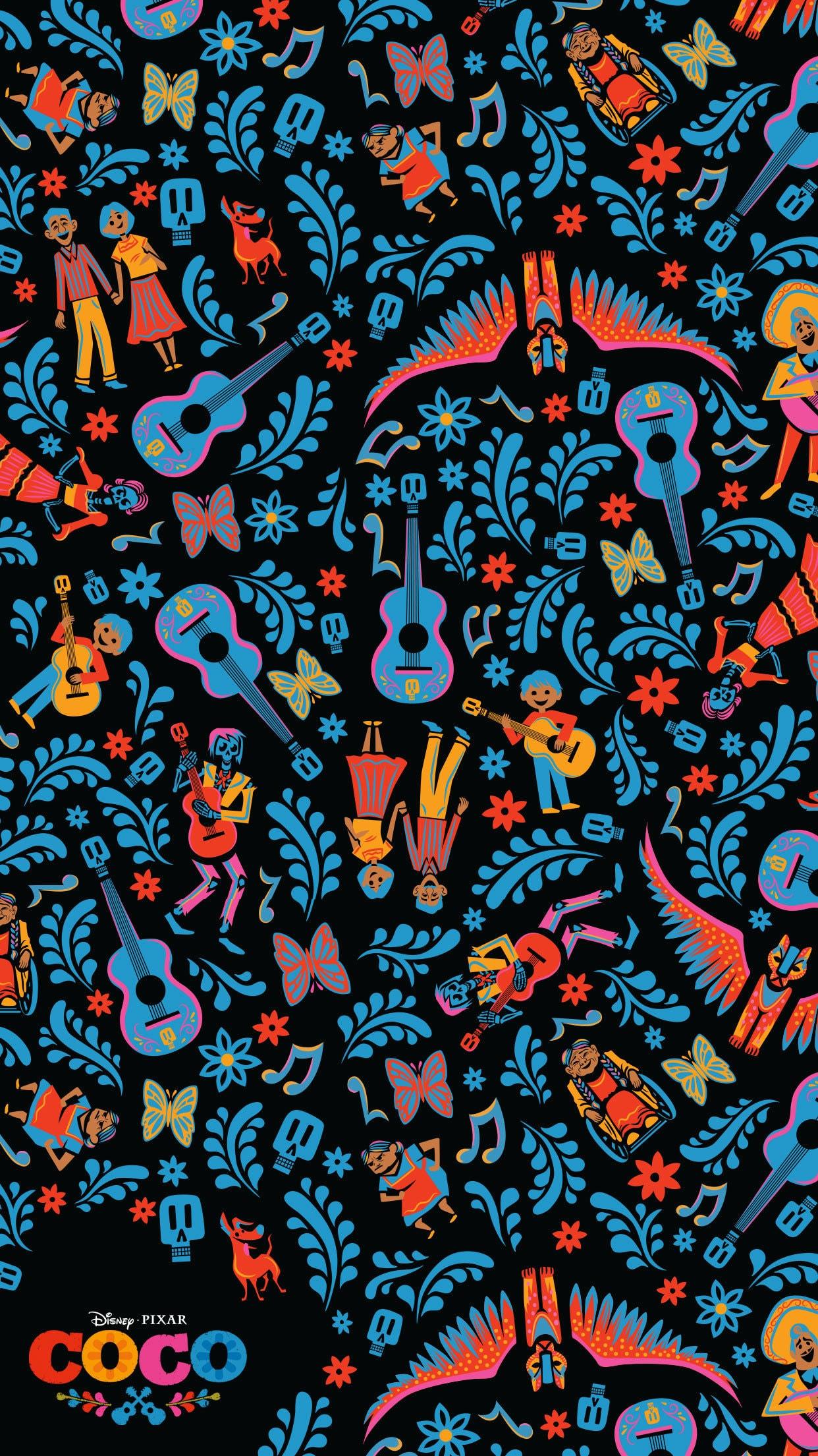 30] Coco Wallpapers on WallpaperSafari 1242x2209