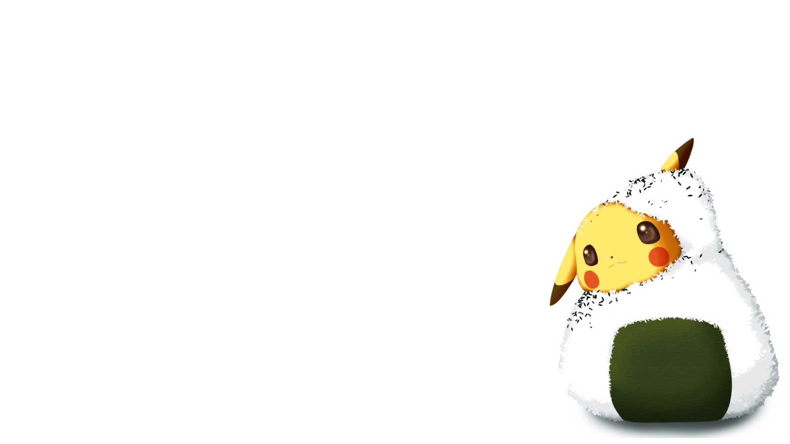 Pikachu Wallpapers 1600x900