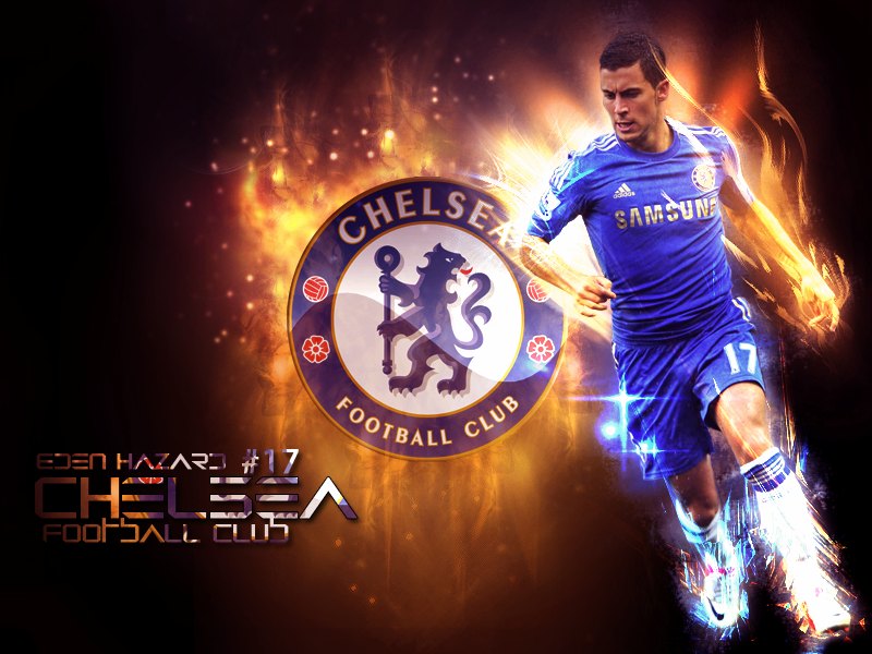 Eden Hazard Wallpaper HD - WallpaperSafari