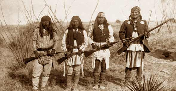 Americans About the Athapascan Indian Tribes including the Apache 589x305