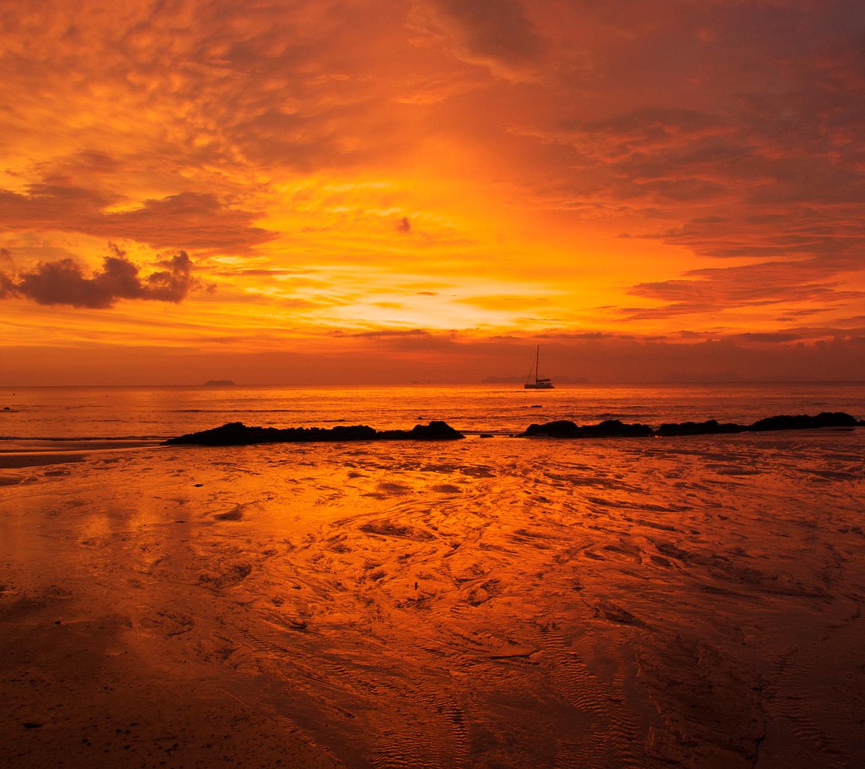 Free Sunset Screensavers And Wallpaper