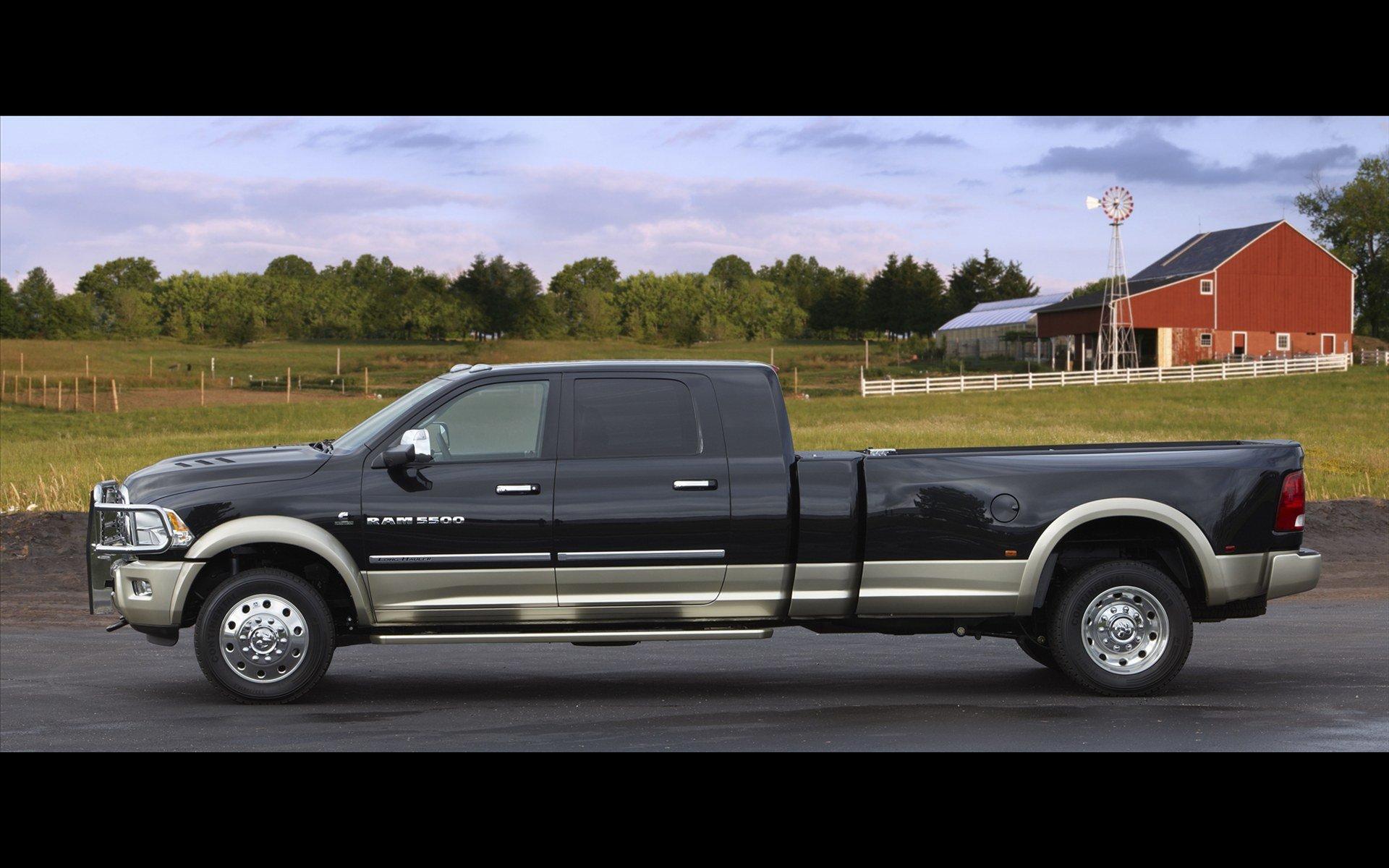 Dodge Ram 5500 trucks farm wallpaper 1920x1200 39477 WallpaperUP 1920x1200