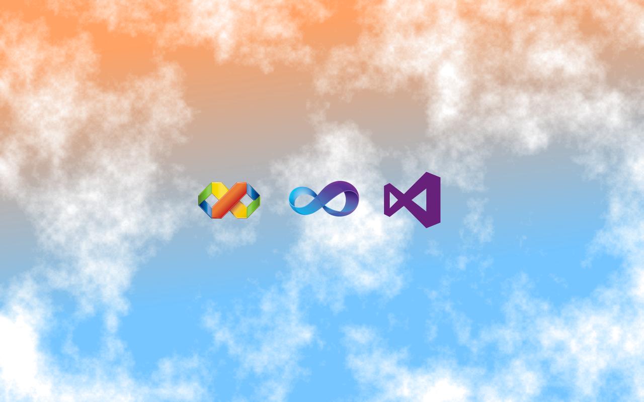 Visual Studio   Community Wallpapers 1280x800