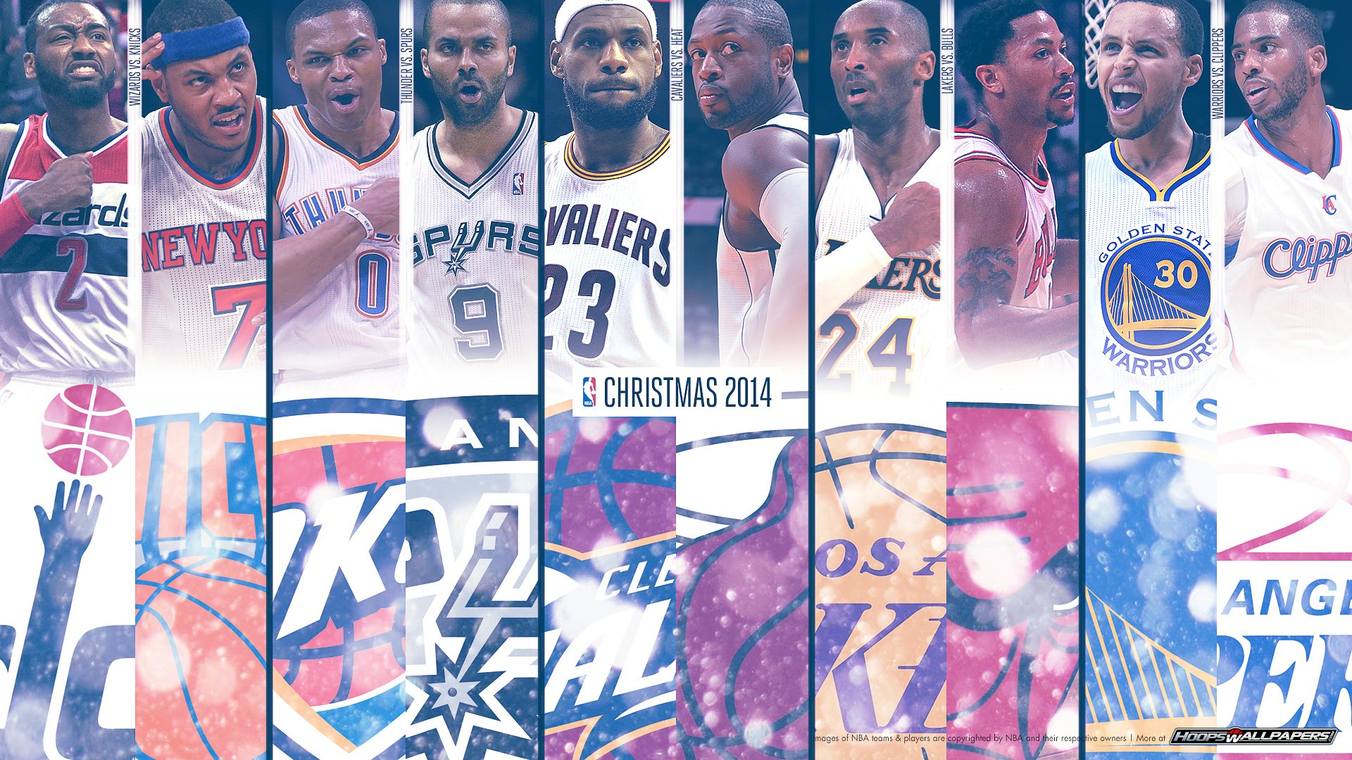 NBA wallpaper Click on the image for the full HD resolution wallpaper 1920x1080