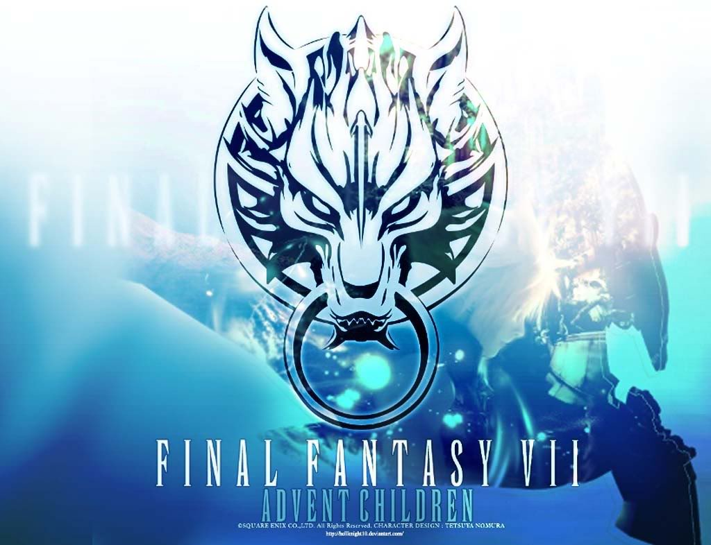 Free Download Children Background Final Fantasy Vii Advent