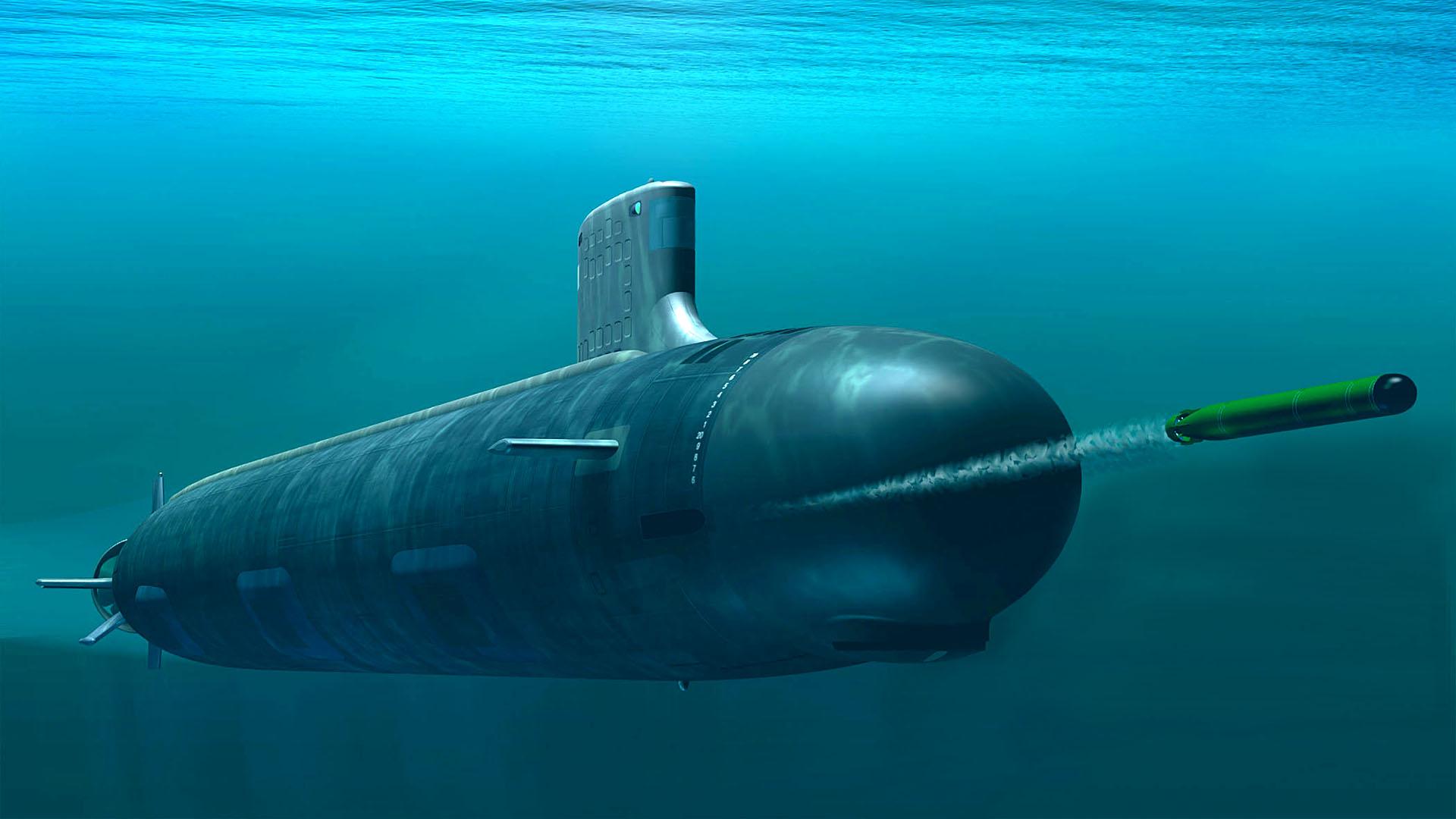Military   Submarine Wallpaper 1920x1080