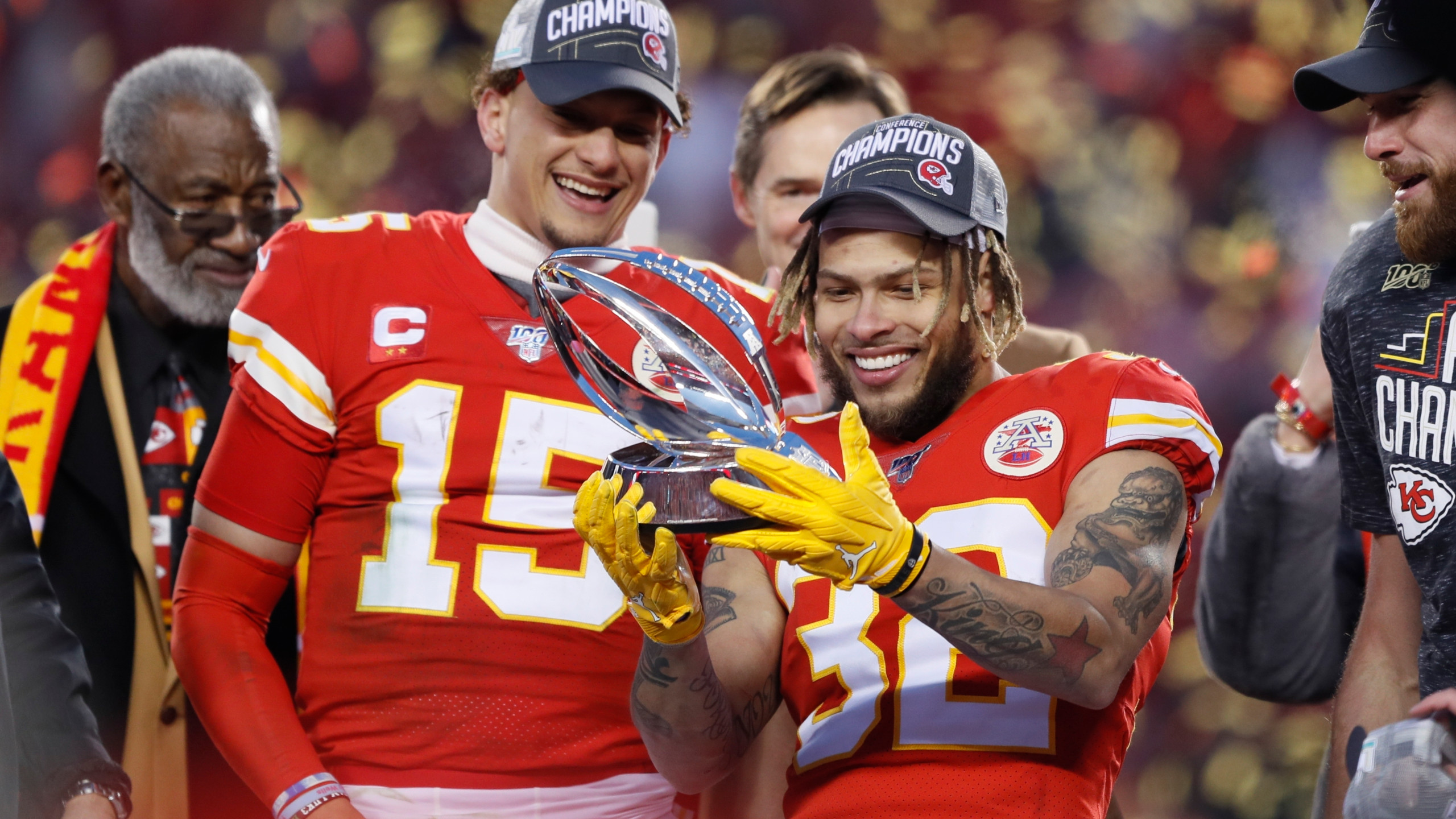 After cashing in on QB gambles Niners Chiefs in Super Bowl 2560x1440
