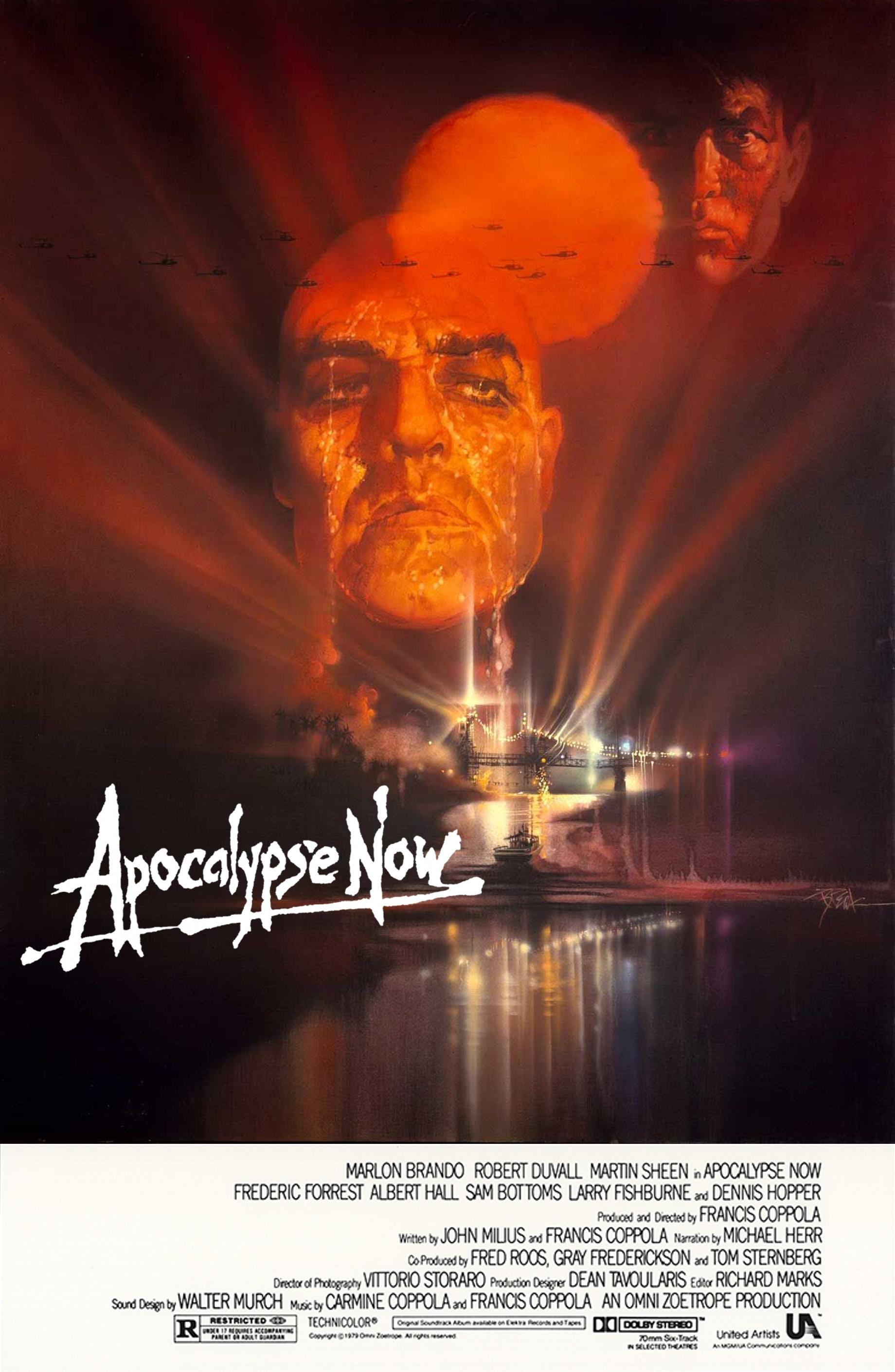 Apocalypse Now 1979   IMDb 1840x2820