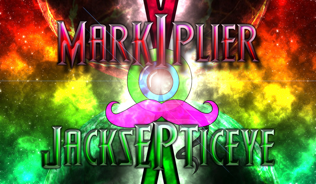 Markiplier and Jacksepticeye Wallpaper by Cypher Boss 1024x598