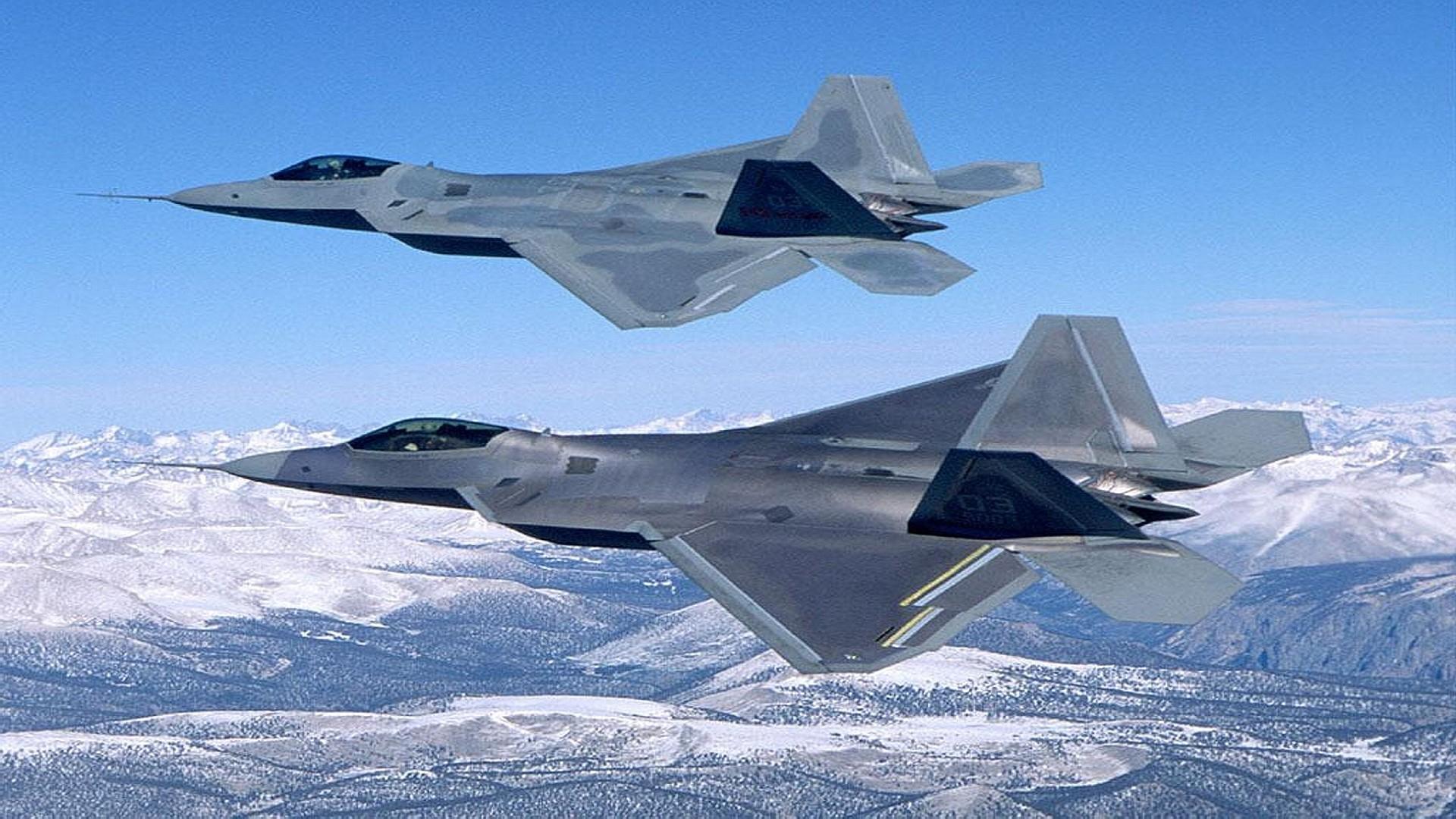Lockheed Martin F 22 Raptor wallpaper 12147 1920x1080