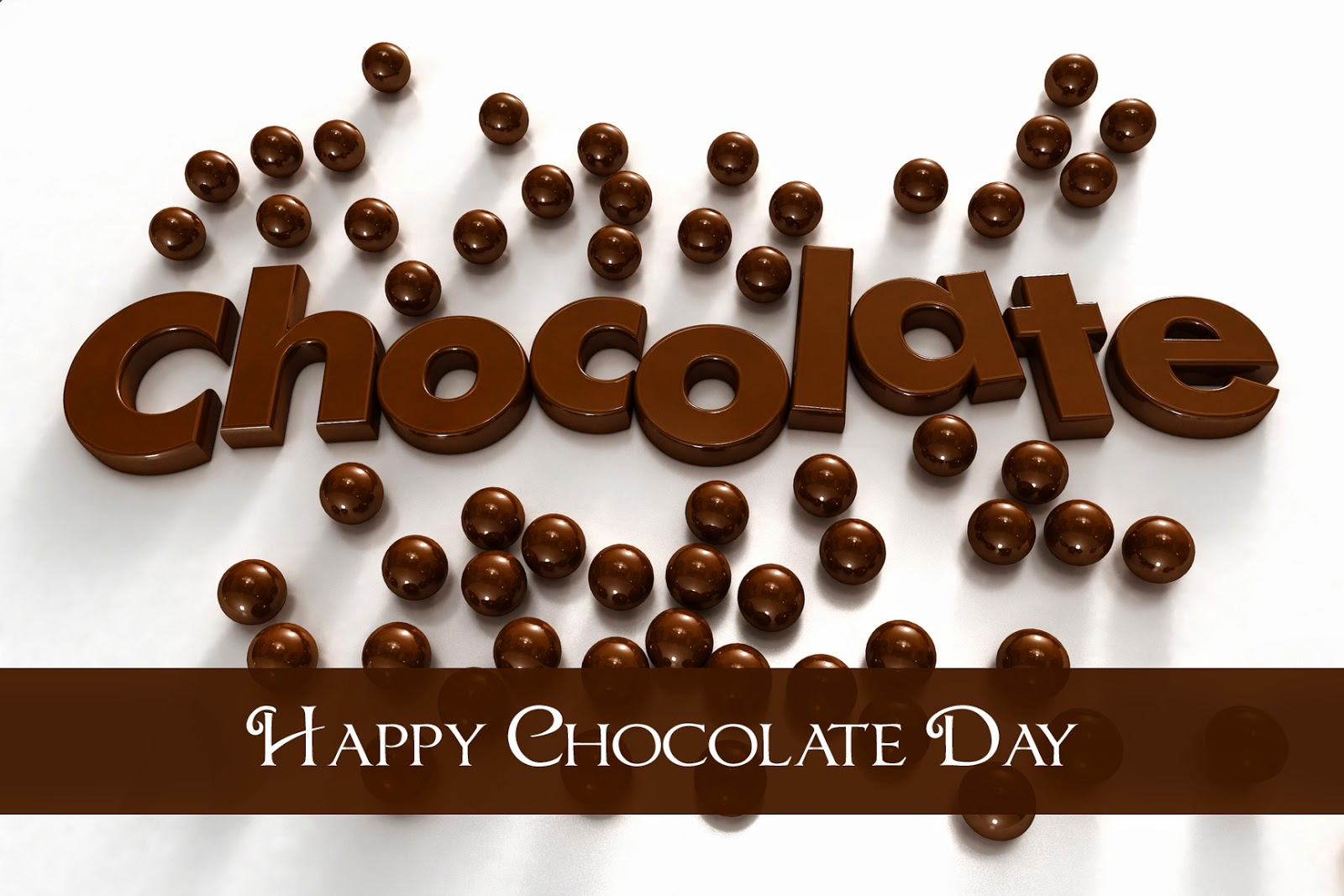 Alluring Happy Chocolate Day Images Pictures Wallpapers Pics 1600x1067