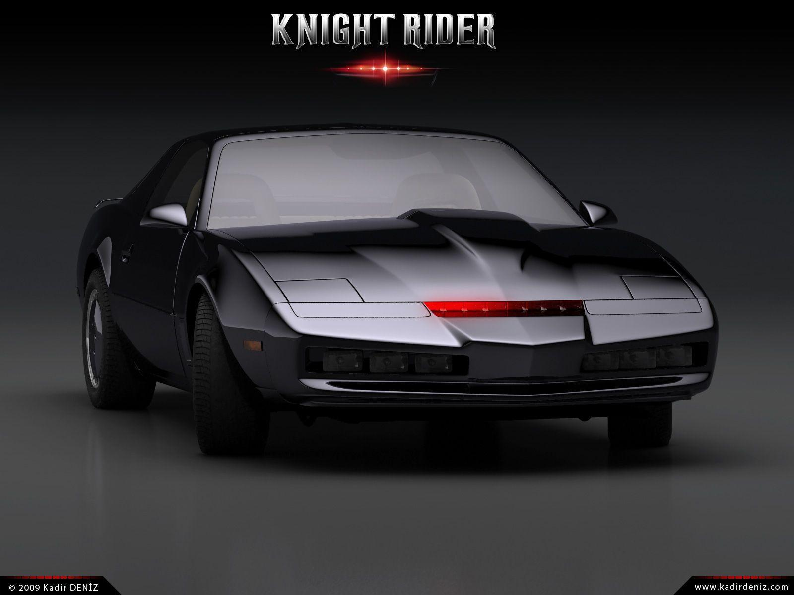 Knight Rider Car Wallpapers 1600x1200