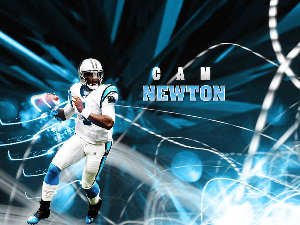 Cam Newton by NO LooK PaSS 1024 x 768 1024x768