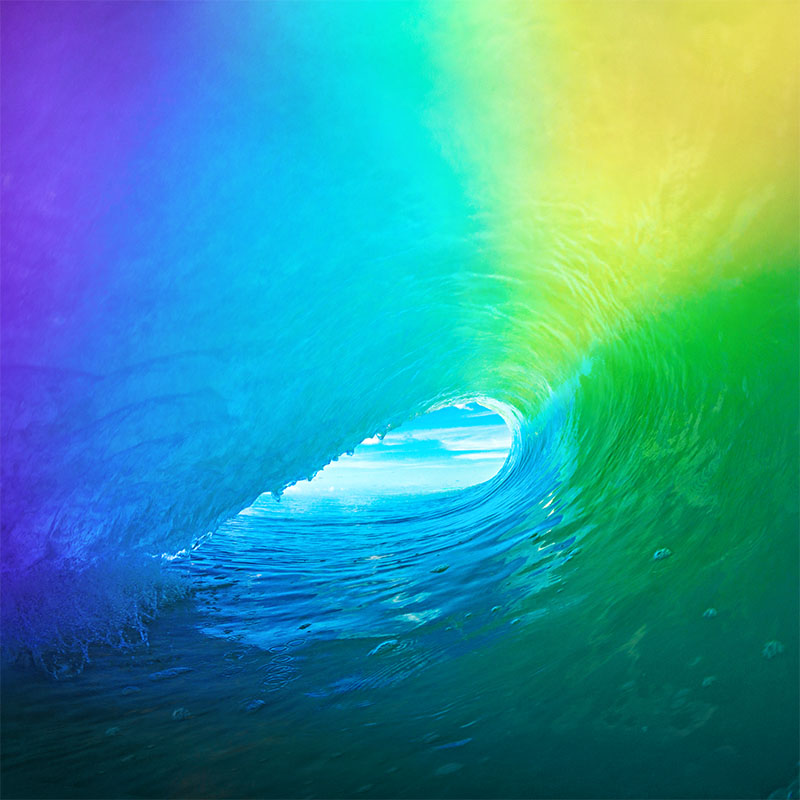 iOS 9 Stock Wallpapers Full HD Download Updated 800x800