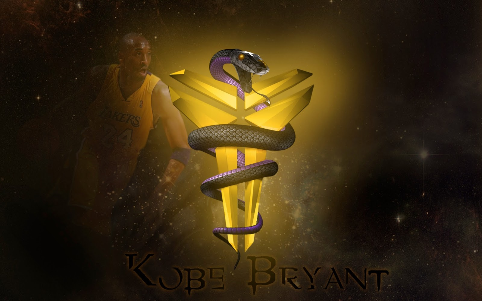 los angeles dcb5d 645fc kobe bryant logo 4 HD Wallpaper Basketball Wallpapers 1600x1000