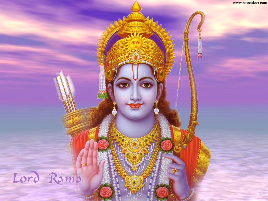 Hindu Gods HD Wallpapers Lord Ram Wallpapers 1024x768