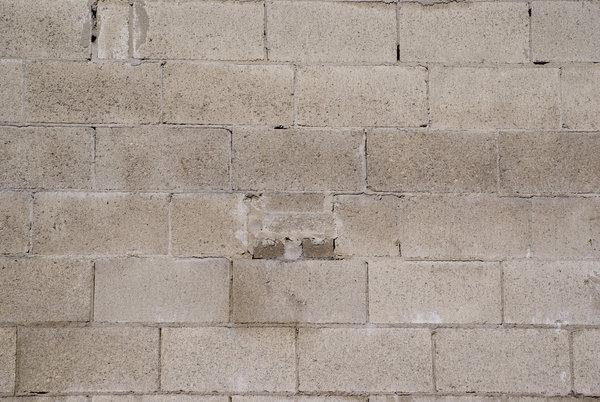 Cinder Block Wall 1 by mdpratt 600x402