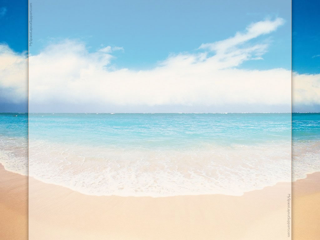 hawaiian myspace layouts and backgrounds