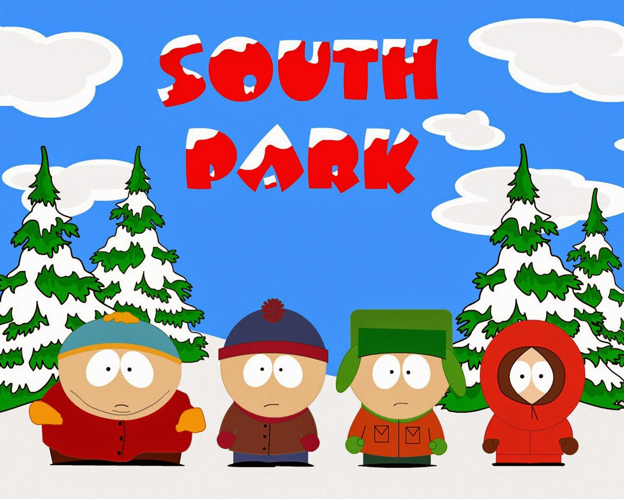 South Park Phone Wallpaper