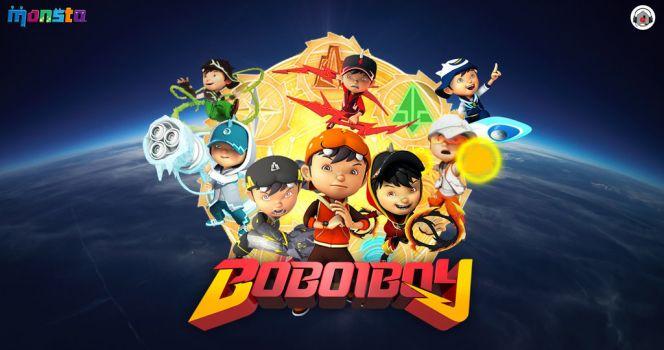 Boboiboy favourites by GrayTyphoon 664x350