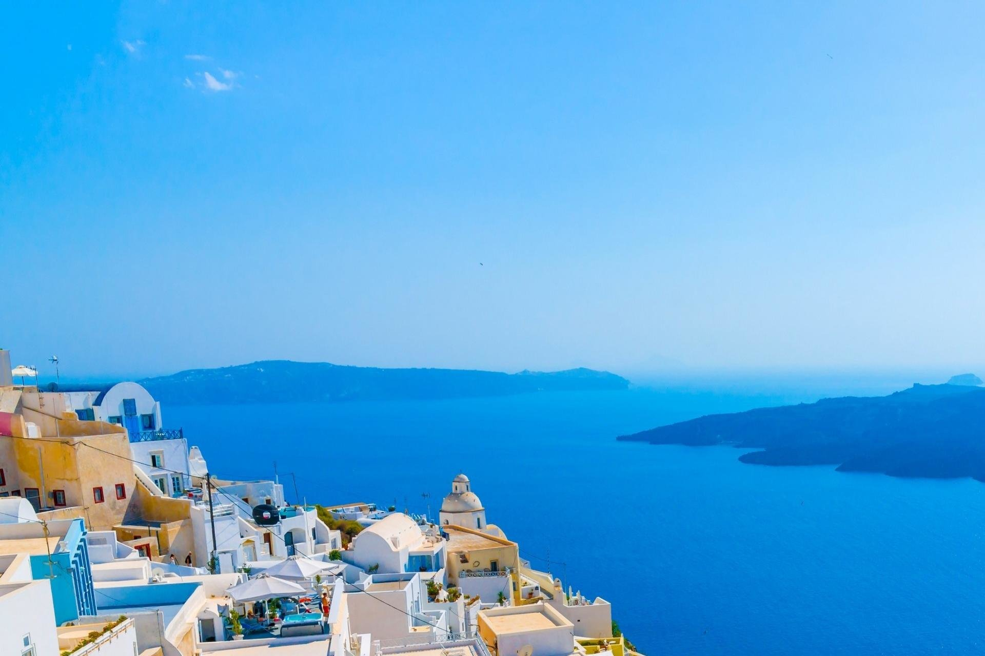 Best Santorini wallpaper ID496831 for High Resolution hd 1920x1280