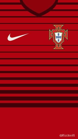 Portugal wallpaper Soccer jersey Pinterest Portugal 320x568