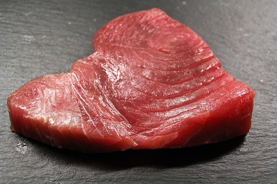 HD wallpaper tuna fish tuna steak benefit from protein 910x607