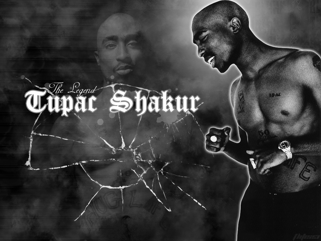 Tupac Amaru Shakur Wallpapers - WallpaperSafari