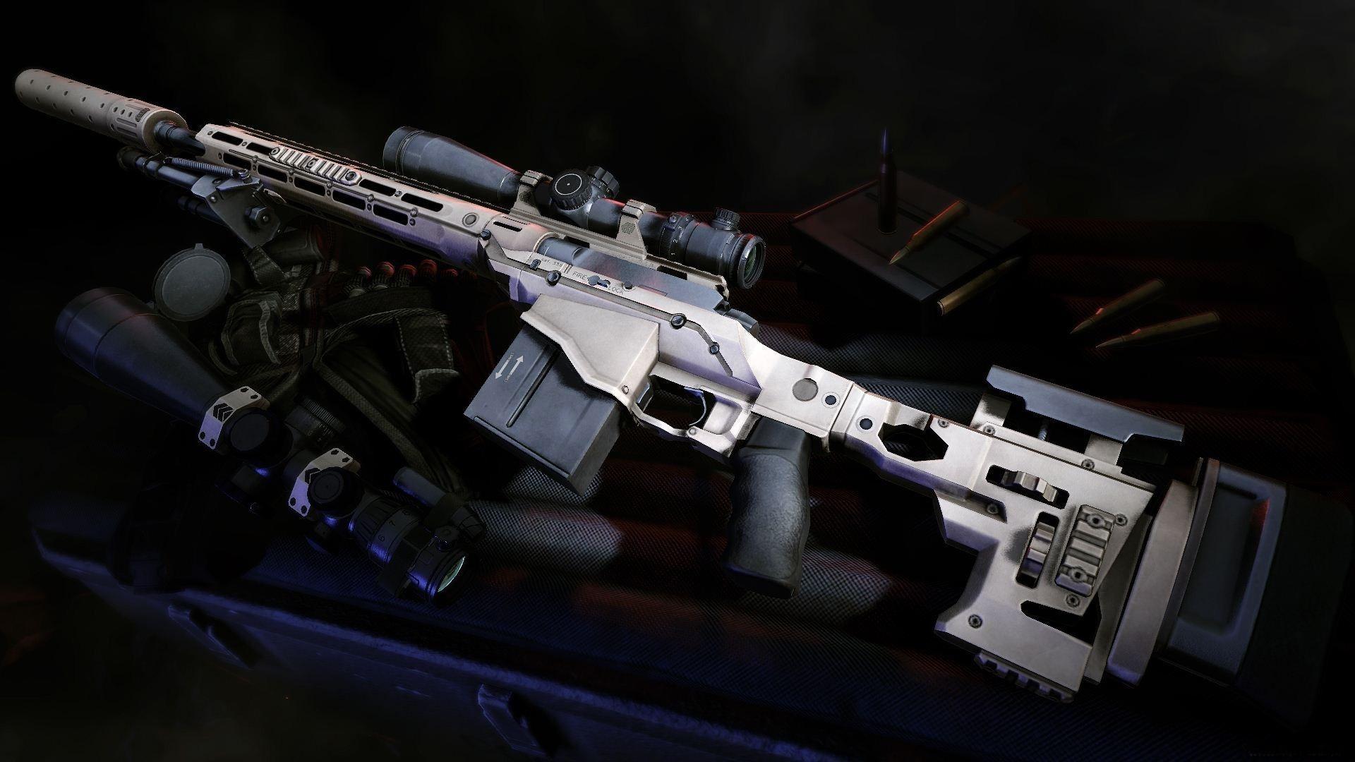 13 HD Sniper Rifle Guns Wallpapers   HDWallSourcecom 1920x1080
