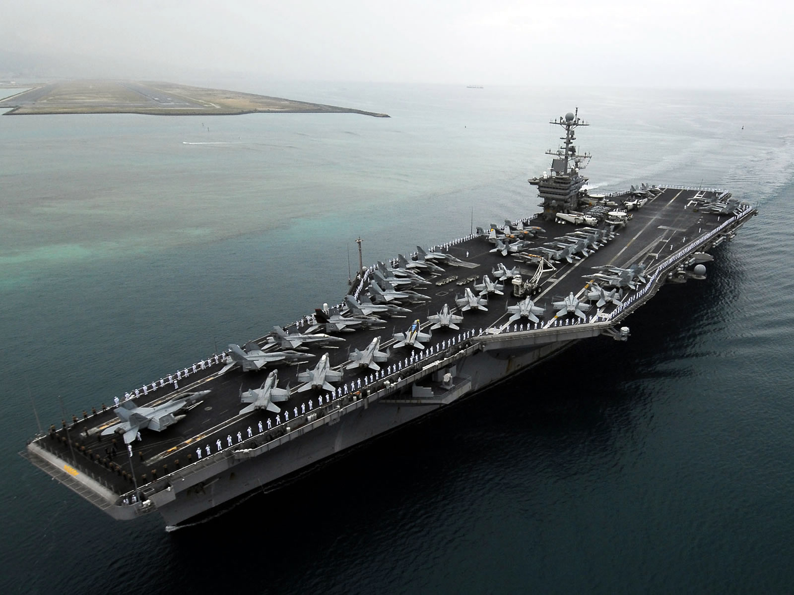 Aircraft Carrier Wallpaper 1600x1200 Aircraft Carrier 1600x1200