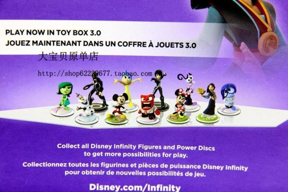 Disney Infinity 30 Play Without Limits   Erste Figuren auf Bildern 978x653