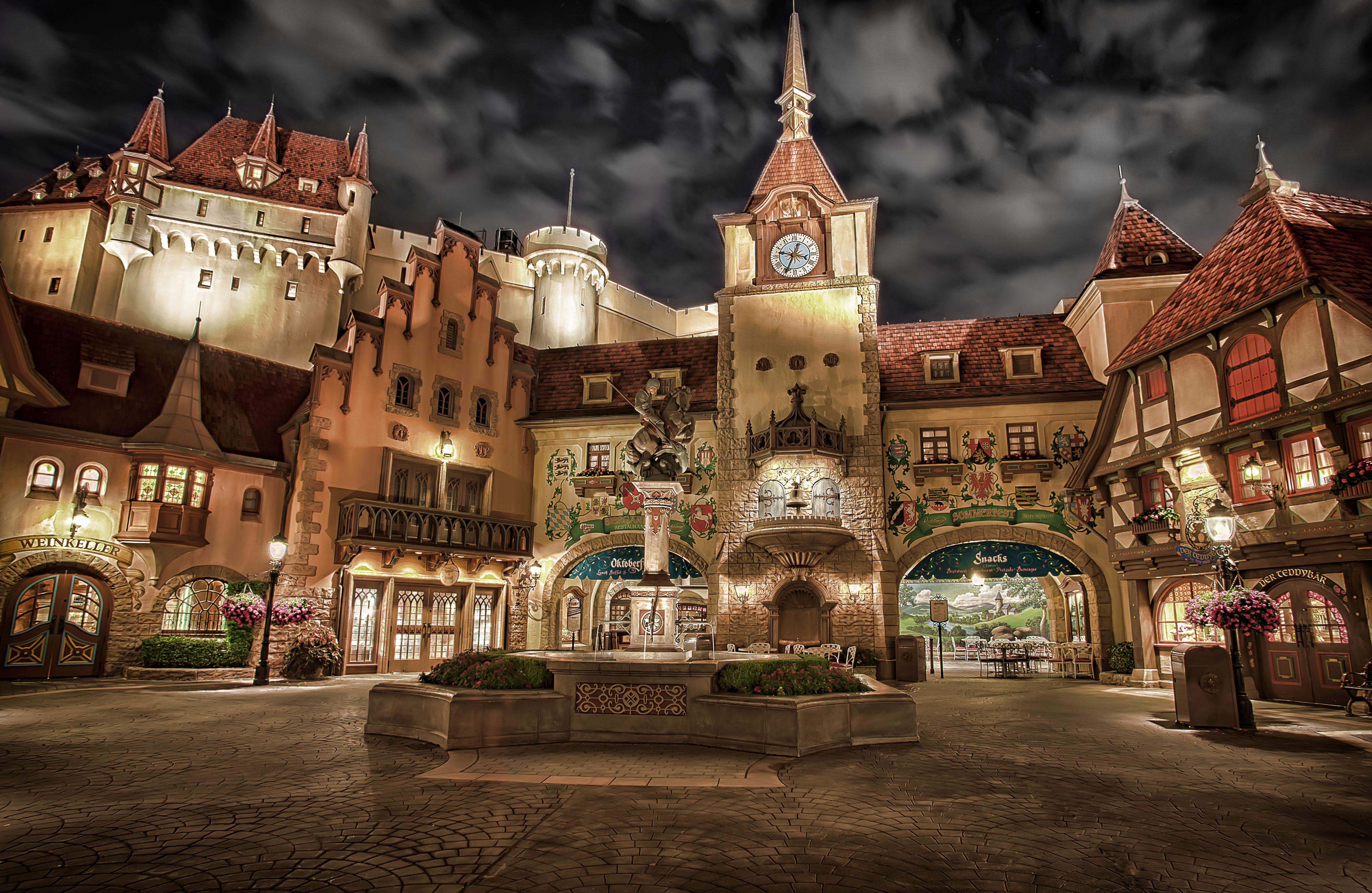 Walt Disney World Resorts Wallpaper - WallpaperSafari