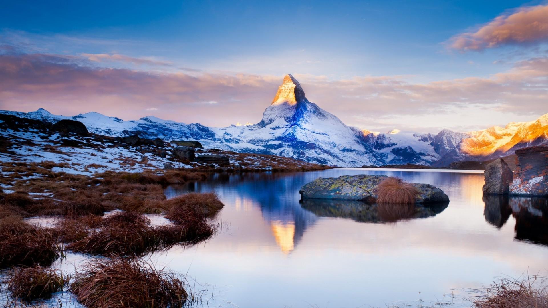 [34+] Matterhorn HD Wallpaper On WallpaperSafari