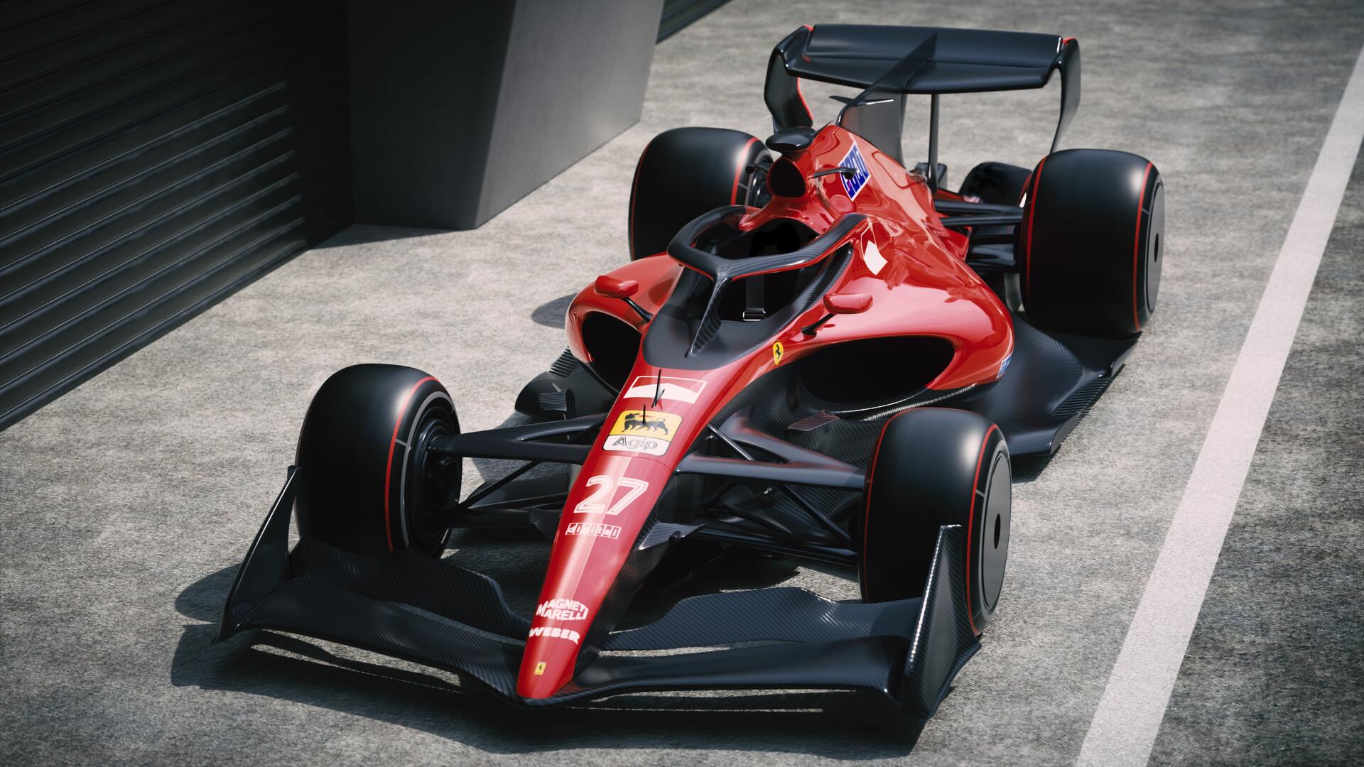 Formula F1 2021 Ferrari   1920x1080 Wallpaper   teahubio 1920x1080