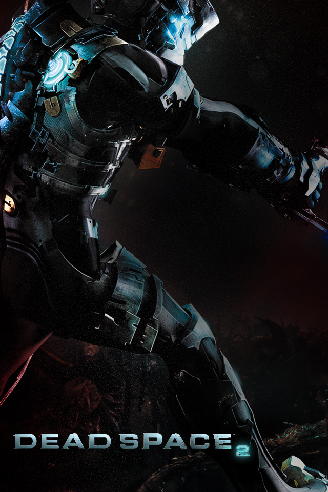 Dead Space 2 iPhone Wallpaper by Dseo 640x960