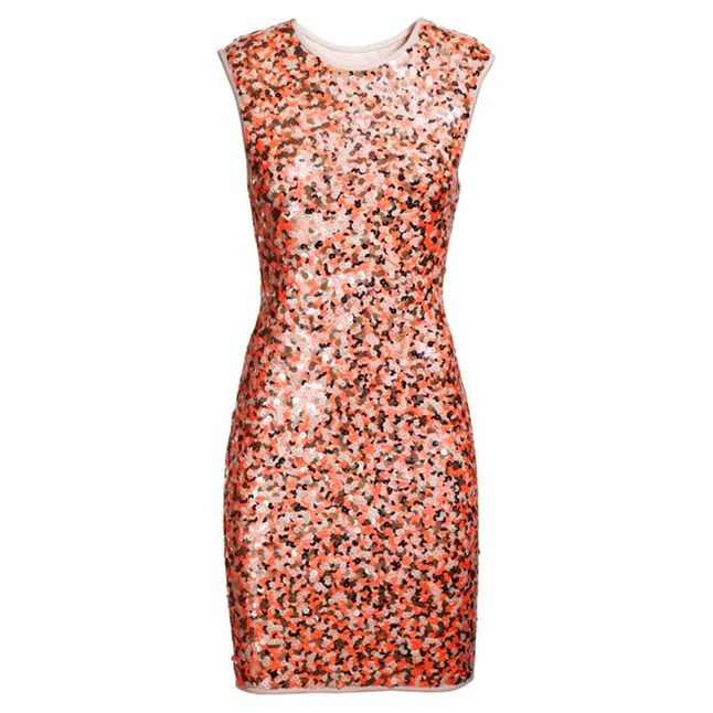 Leaf Sparkle Dress at Anthropologie Top Party Evening Dresses 646x646