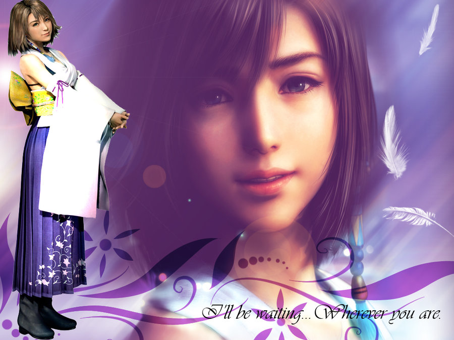 yuna ffx wallpaper - photo #17