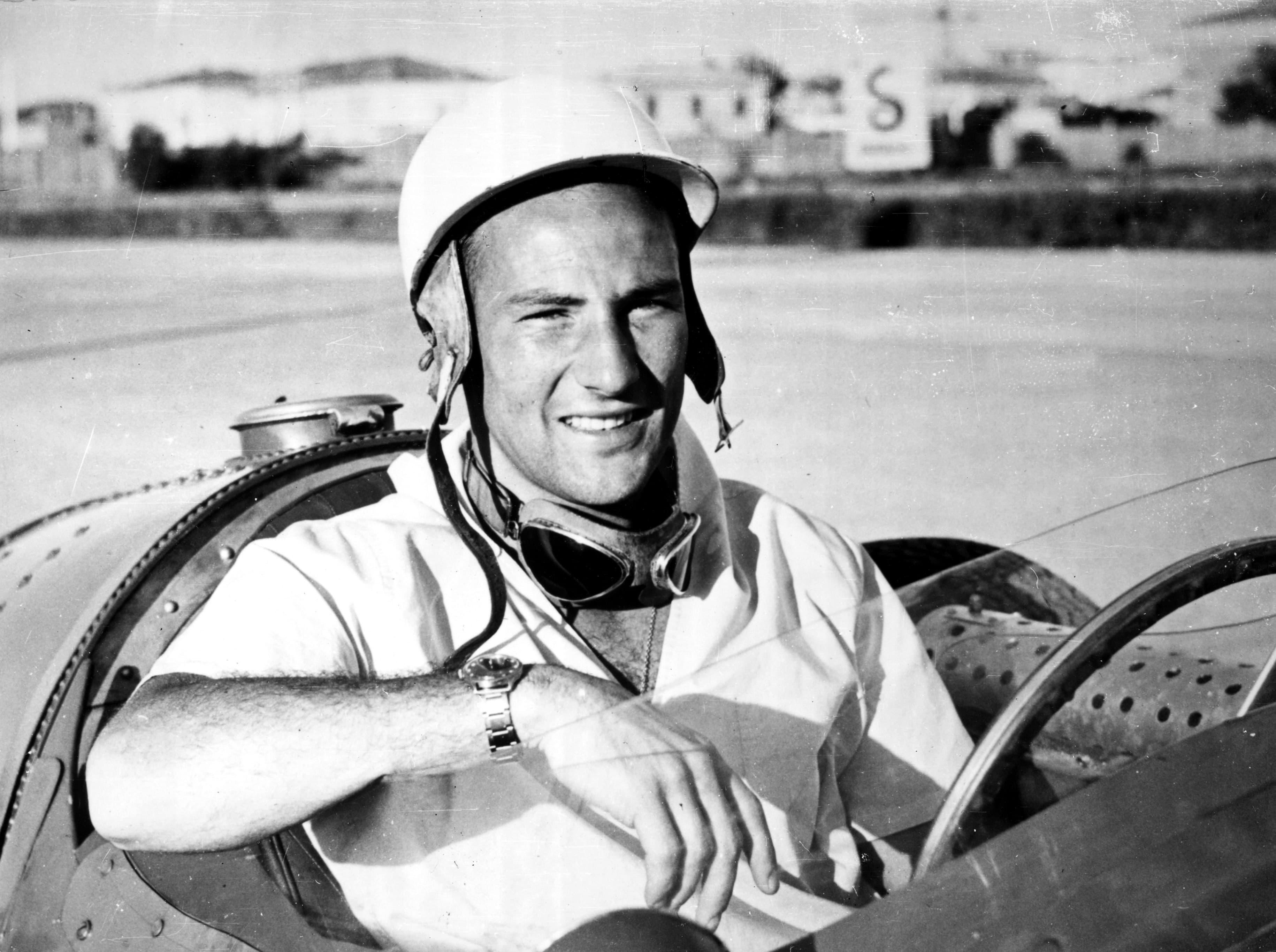 Juan Manuel Fangio wallpapers images quotes Ferrari Mercedes 3661x2732