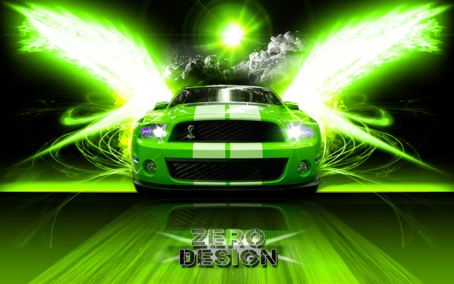 Shelby GT500 Mustang Wallpaper by Zero1122 900x563