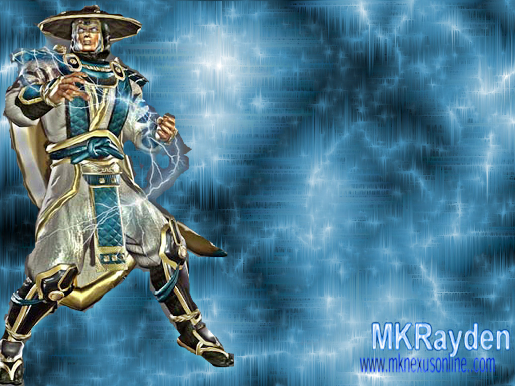 42 Hd Raiden Wallpaper On Wallpapersafari: [48+] Free Mortal Kombat Wallpaper On WallpaperSafari
