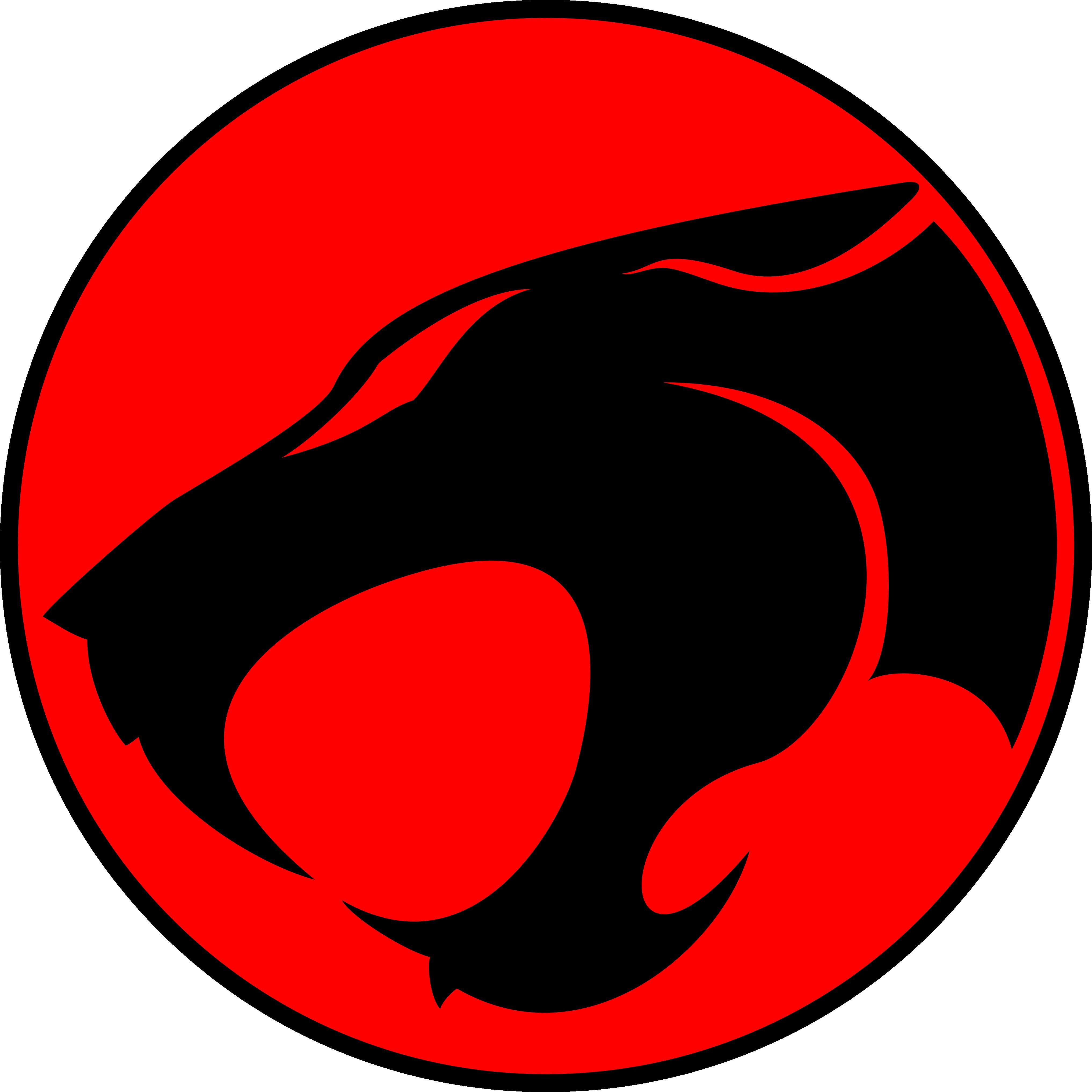 Thundercats 19852011 Logo by Pencilshade 4067x4066