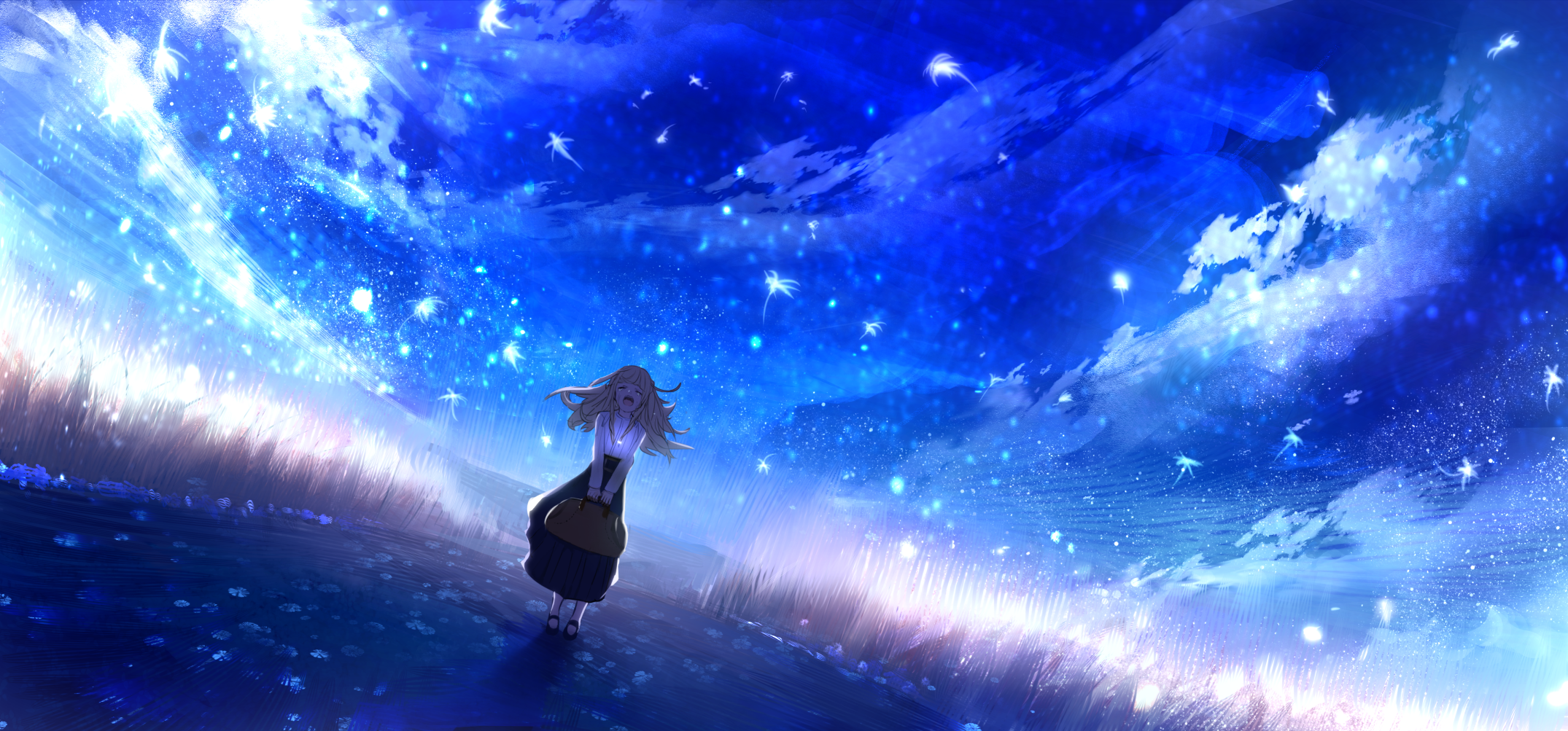Maquia When the Promised Flower Blooms Wallpaper and Background 2150x1003