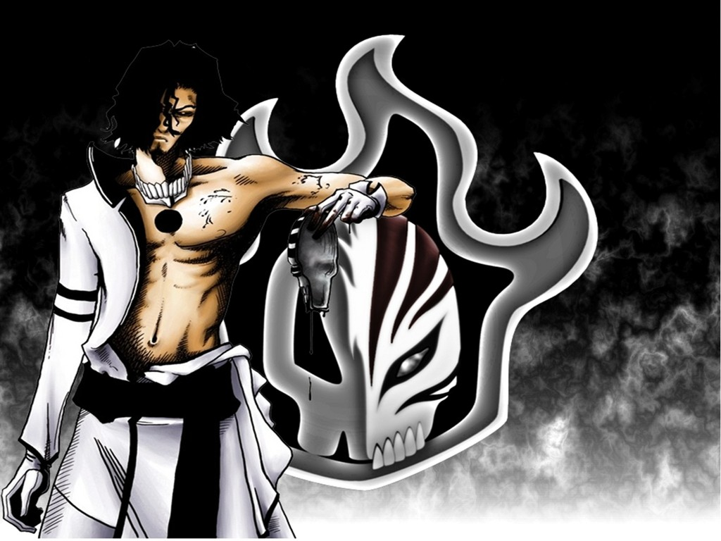 Download Bleach Espada Wallpaper 1024x768 Wallpoper 310709 1024x768