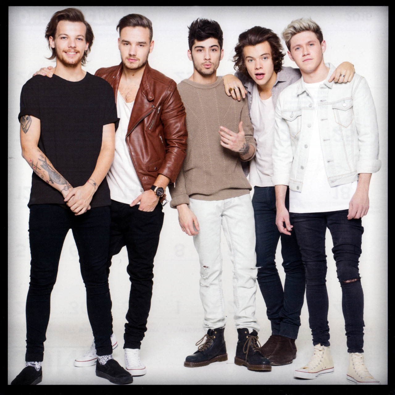 Rencontre one direction 2016