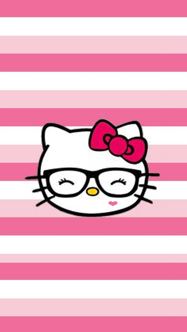Hello Kitty Cellphone Wallpaper   67 Group Wallpapers 640x1136