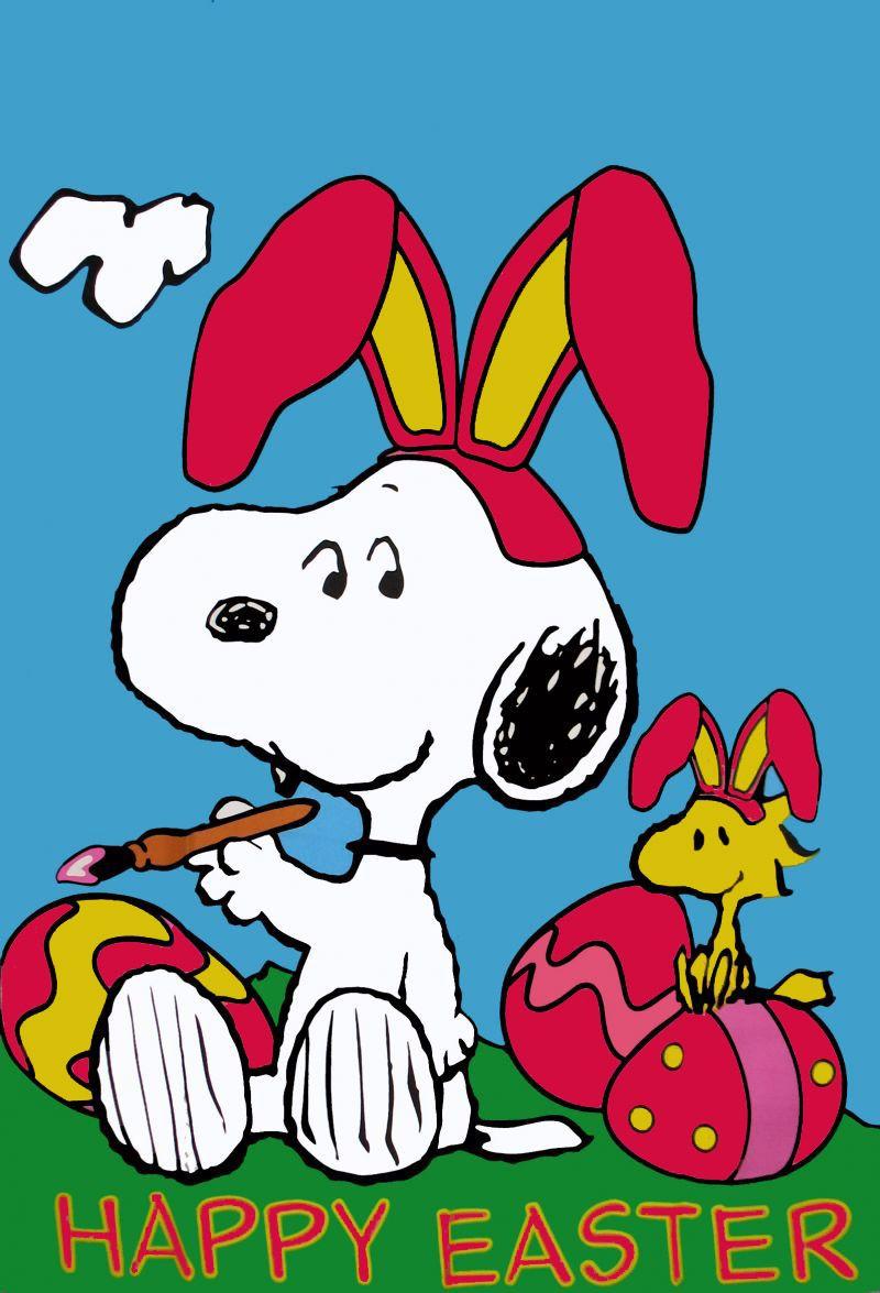 50] Snoopy Easter Wallpaper on WallpaperSafari 800x1175