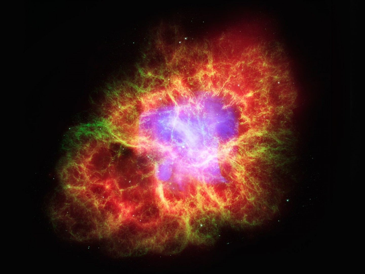 Crab Nebula Supernova 3993 Hd Wallpapers in Space   Imagescicom 1440x1080
