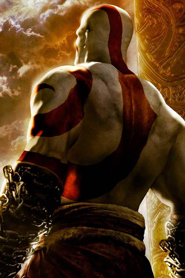 IPhone IBlog God Of War 4 Wallpapers 640x960