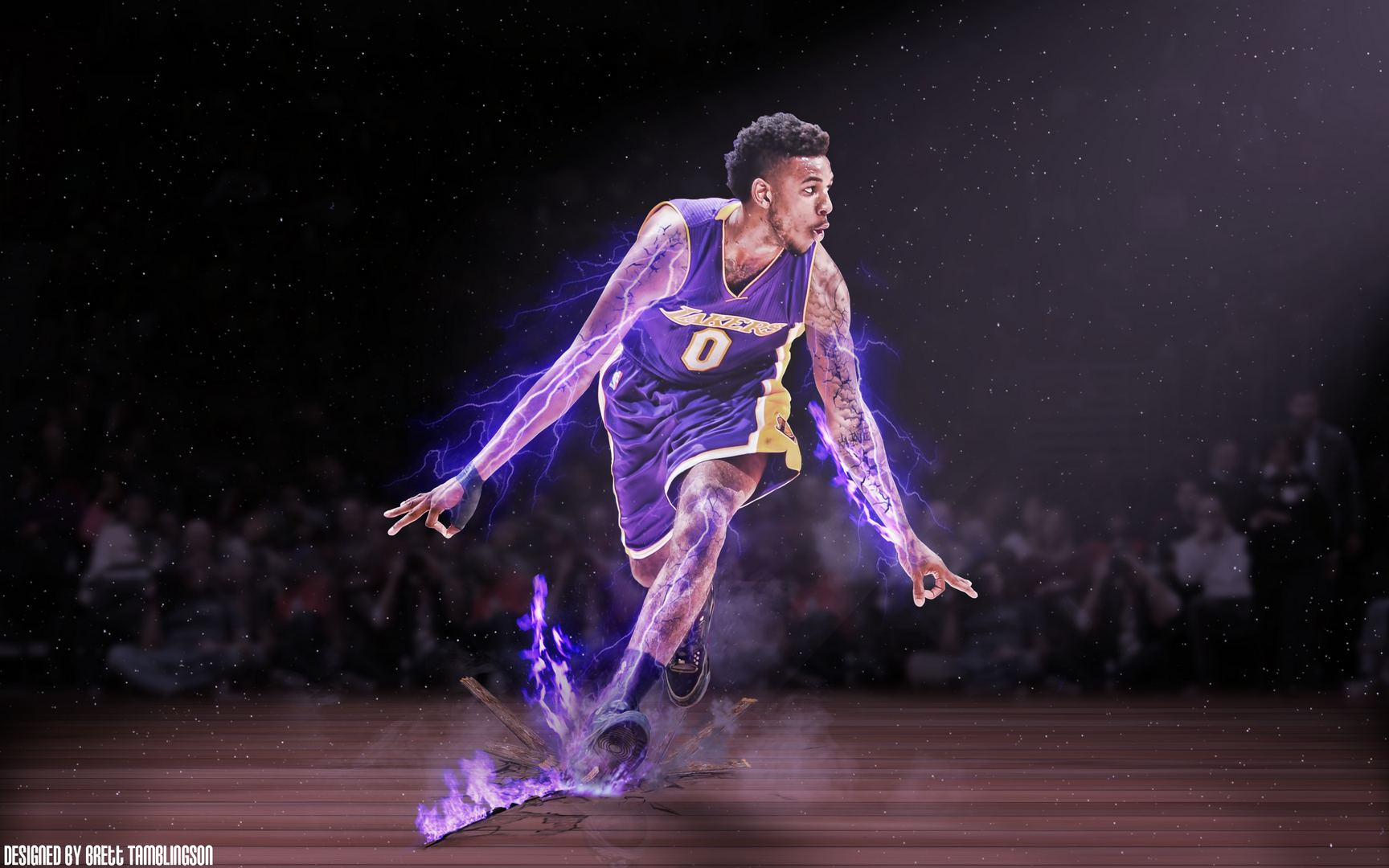 Nick Young wallpaper hd download 1728x1080