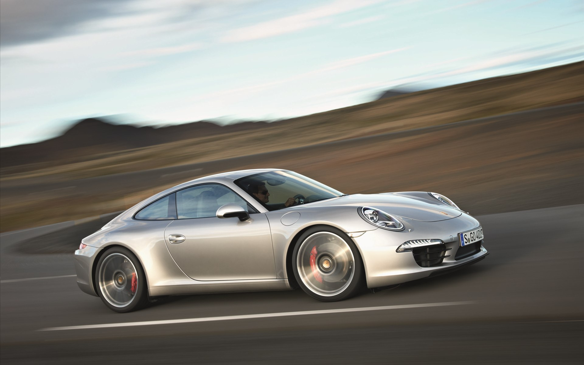 2012 Porsche 911 Carrera S Wallpaper 2 Sense The Car 1920x1200